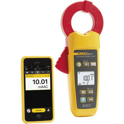 Fluke 368 FC Stromzange digital Datenlogger CAT III 600V Anzeige (Counts): 3300
