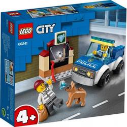 LEGO® Puzzle LEGO® City 60241 Polizeihundestaffel, Puzzleteile