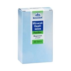 BIOLABOR MQS Magnesiumphosphat Pastillen 750 St