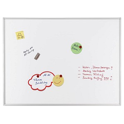 FRANKEN Whiteboard ECO 240,0 x 120,0 cm emaillierter Stahl