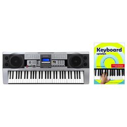McGrey PK-6110 Keyboard Set mit 61 Tasten, Keyboardschule und Notenhalter