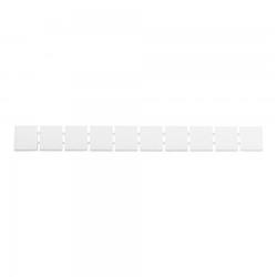 ZB8 Klemmenblock Markierung Etiketten Unbeschriftet DGN 4166