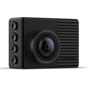 Garmin DashCam 66W – automatische Speicherung von Unfallvideos, 2 Zoll LCD-Farbdisplay, HD 1440p, 180° Bild