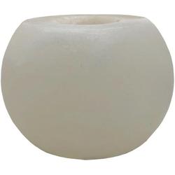 Salzteelicht geschliffen rund 1,5 - 1,8 kg Halit, 120204