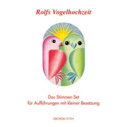 Rolfs Vogelhochzeit Stimmen-Set