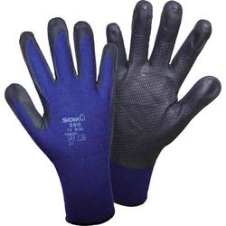 Showa 380 NBR 1163 Nylon Arbeitshandschuh Größe (Handschuhe): 7, S EN 388 CAT II 1 Paar
