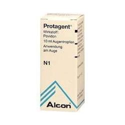 PROTAGENT Augentropfen 10 ml