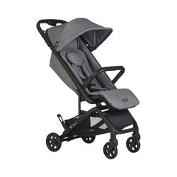 Easywalker Kinder-Buggy MINI Buggy GO by Easywalker, Oxford Black grau