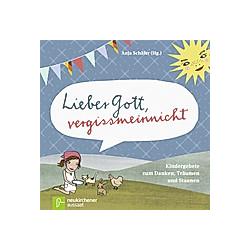 Lieber Gott  vergissmeinnicht - Buch