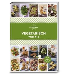 Vegetarisch von A - Z
