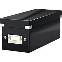 Leitz CD-Ablagebox Click&Store für 165 CDs schwarz
