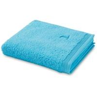 Möve Superwuschel Handtuch 50 x 100 cm turquoise