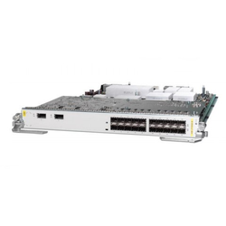 Cisco - A9K-2T20GE-L - 2-Port 10GE, 20-Port GE Low Queue LC Requires XFPs and SFPs