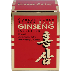ROTER GINSENG Tabletten 300 mg 200 St
