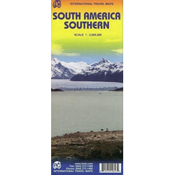 South America Southern 1 : 2 600 000