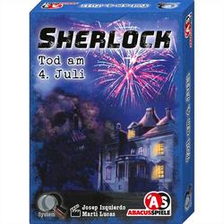 Abacus Spiele Sherlock Tod am 4. Juli 48192