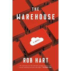 The Warehouse als Buch von Rob Hart