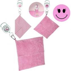 Damen Golf Handtuch ausziehbar
