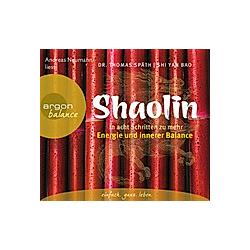 Shaolin, 3 Audio-CD