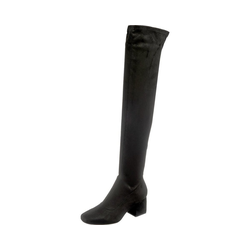 Only Overknees Billie-2 Life Long Shaft Overknee-Stiefel schwarz 40