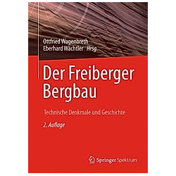 Der Freiberger Bergbau - Buch