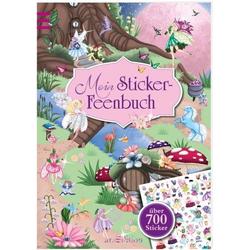 ARS Edition Mein Sticker-Feenbuch