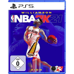 Take-Two Interactive NBA 2K21 PS5 USK: 0