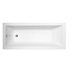 HAK Badewanne NOEMI Badewanne mit Füßen, 160x70x39 cm