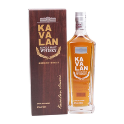 Kavalan Single Malt 0,5L (40% Vol.)