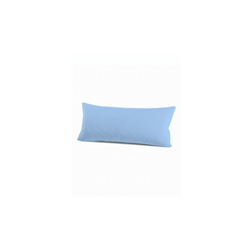 Schlafgut Kissenbezug Mako Jersey in ice, 40 x 80 cm