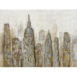 Gemälde Skyline IMAGELAND Deus GmbH