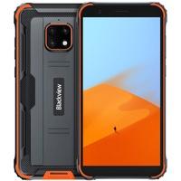 Blackview BV4900 Outdoor-Smartphone schwarz-orange 32 GB