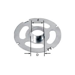 Festool Kopierring KR-D 27,0/OF 2200 494624 Oberfräse Fräse Ring