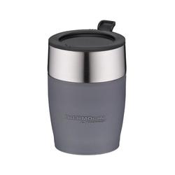 THERMOS Tasse ThermoCafé DeskCup Grau 0.25 L, Edelstahl
