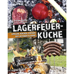 Lagerfeuerküche - Kochbücher