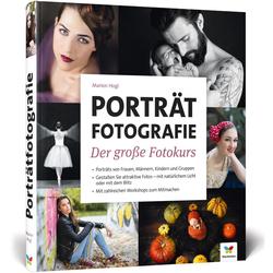 Porträtfotografie als Buch von Marion Hogl