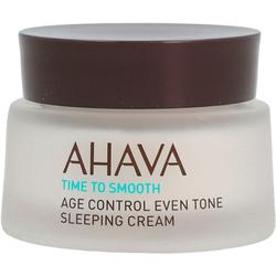AHAVA Nachtcreme Time To Smooth Age Control Even Tone Sleeping Cream