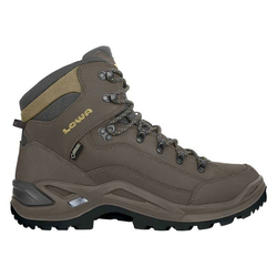 Lowa RENEGADE GTX® MID Men Farbe: Schiefer EUR 43,5 - UK 9 0997 Schiefer
