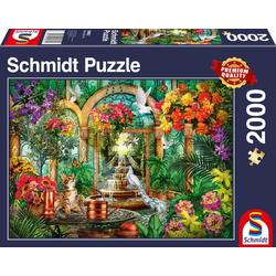 Schmidt Spiele Puzzle Atrium, 2000 Puzzleteile, Made in Germany