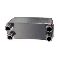 Plattenwärmetauscher ZB 20-30, 52 KW bei Primär-Sekundär 70/55°C/30/40°C