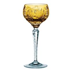 Nachtmann Weinglas Römer Groß Traube Bernstein, Kristallglas weiß