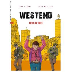 Westend als Buch von Jörg Ulbert