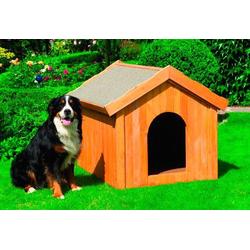 promadino Hundehütte, in versch. Größen 114 cm x 96 cm x 102 cm