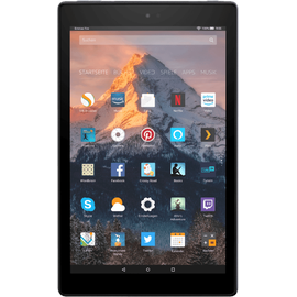 Amazon Fire HD 10.1 64GB Wi-Fi Schwarz