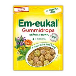 EM EUKAL Gummidrops Kräuter-Honig-Mischung zh. 90 g