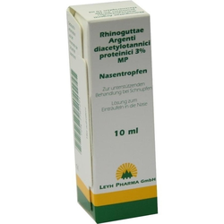 Rhinoguttae Argenti diacetylotannici prot.3% MP
