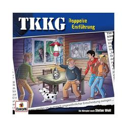 TKKG Hörspiel CD TKKG 207 - Doppelte Entführung