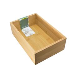 HTI-Living Aufbewahrungsbox Aufbewahrungsbox Bambus, Aufbewahrungsbox 23 cm x 7 cm x 15 cm