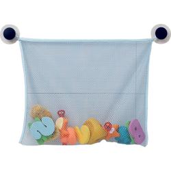 reer Badespielzeug-Netz, Praktische Aufbewahrung von Badespielzeug oder Pflegeutensilien, Maße (H x B): ca. 43 x 36 cm