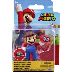 Diverser Spielfigur Cappy Mario Figur 6,5cm